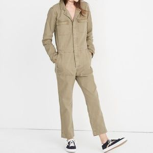 Madewell Coverall Jumpsuit